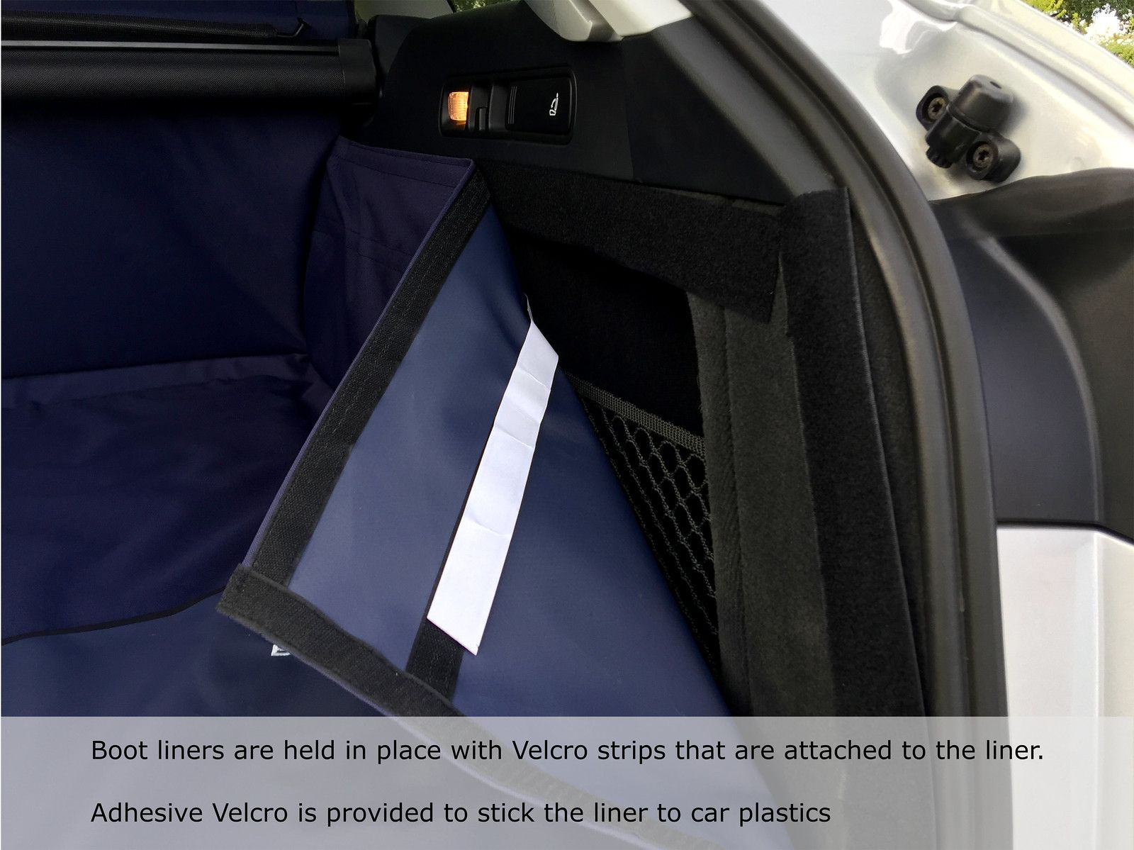 Mazda Boot Area Liner